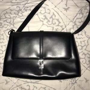 Guess Patent Leather Classic Purse